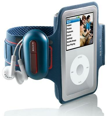 Rare New SEALED Belkin Sport Armband Plus for iPod Classic 80GB 120GB 160GB 2007