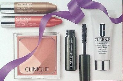 Clinique Primed Pink and Plush Gift Set (Brand New Sealed Box)