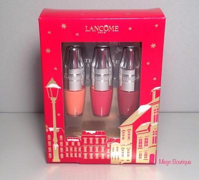Lancôme 'Juicy Shaker Trio' Gift Set  (New And Sealed Box)