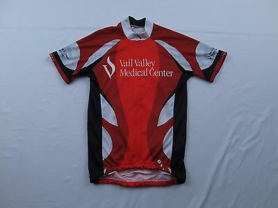 TUFTS MEDICAL CENTER Mens Small Cycling Jersey - $21 99