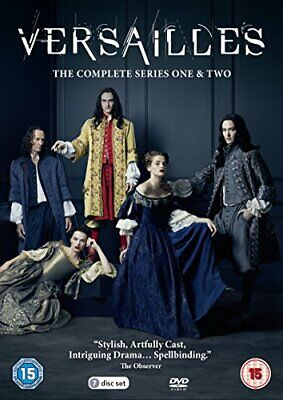 Versailles Series One & Two Complete [DVD] -  CD WBVG The Fast Free Shipping