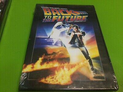 Back to the Future (DVD - Widescreen) ~ New & Factory Sealed! FREE S/H !!