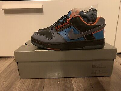 4ec2c58294f5 NIKE SB ZOOM Air Delta Force Size 8.5 Thunderstorm -  15.00