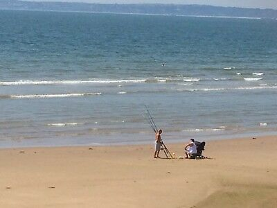 Self Catering Holiday House Next To Sandy Beach Nr Swansea Wales 8th -15th July