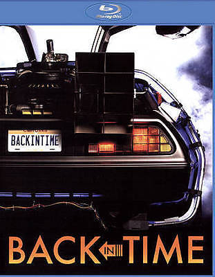 Back in Time Blu-ray New Factory Sealed