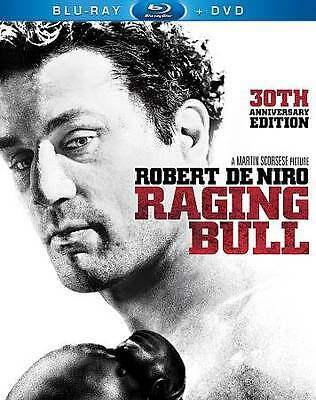 Raging Bull (30th Aniversary Edition Two-Disc Blu-ray/DVD Combo), Good DVDs