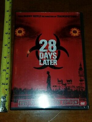 28 Days Later Full Screen Special Edition 2003 Dvd