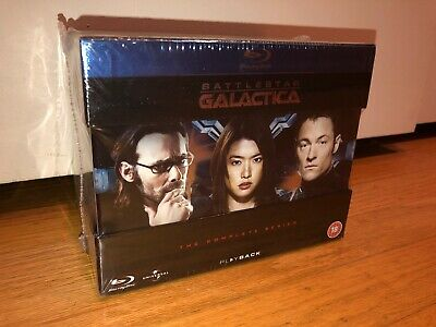 Battlestar Galactica - The Complete Series (Blu-ray) - Brand New and Sealed