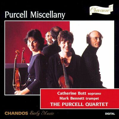 A Purcell Miscellany -  CD 5VVG The Cheap Fast Free Post The Cheap Fast Free