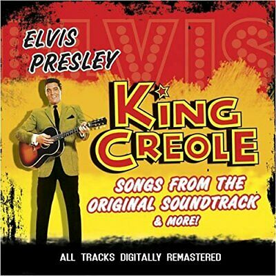 Elvis Presley - King Creole - Elvis Presley CD UAVG The Cheap Fast Free Post The