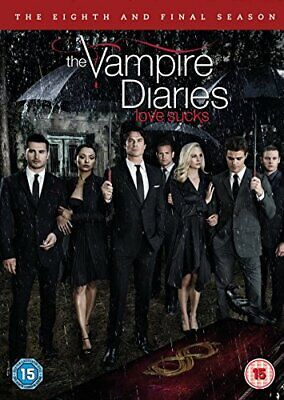 The Vampire Diaries: The Eighth And Final Season [DVD] [2017] - DVD  JAVG The