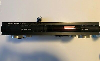 Harman / Kardon TU9600 Flagship Active Tracking AM/FM Tuner - Rare Twin Antennas