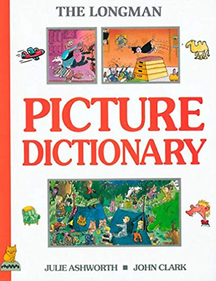 Ashworth, Julie-Longman Picture Dictionary Paper BOOK NEW