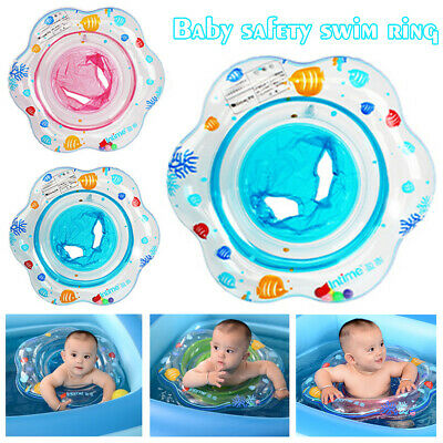 Baby Children Inflatable Pool Water Swim Toddler Safety Aid Float Seat Ring Toy