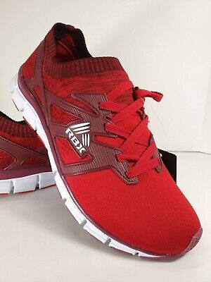 fea50b9813 Reebok Men s RBX LIVE LIFE ACTIVE Red Running Shoes Sz. 11 NEW. With tags