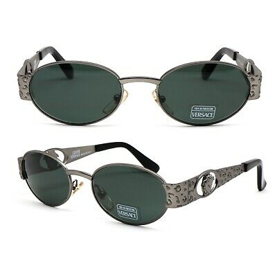 4a1122aaea GLASSES GIANNI VERSACE S50 Vintage Sunglasses New Old Stock 1980 s ...