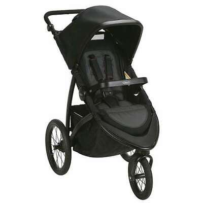 Graco Relay Click Connect Jogging Stroller Fern Brand New In Box