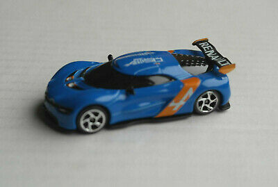 Majorette Renault Alpine A110-50 blau/orange Sportwagen Sports Car Motorsport