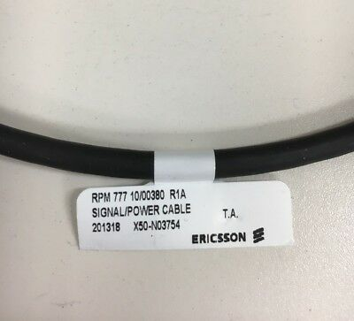 Ericsson RPM77710/00380 Signal/Power Cable 380mm