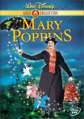 Mary Poppins [DVD] [1965] [Region 1] [US DVD Incredible Value and Free Shipping!