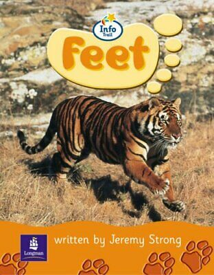 Info Trail Beginner Stage: Feet Non-fiction: Info ... by Coles, Martin Paperback