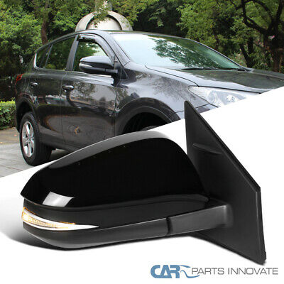 NEW LEFT AND RIGHT POWER MIRROR FOR 2013-2015 TOYOTA RAV4 TO1320310 TO1321310