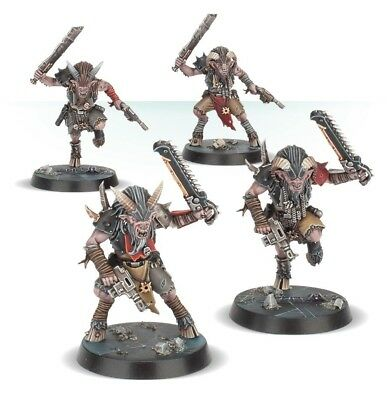 x4 Beastmen Quest Blackstone Fortress Chaos Space Marines Warhammer 40k new