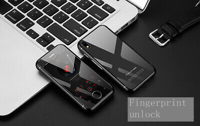 Fingerprint unlock mobile android 7.0 smart cell phone with minimal screen  S9+