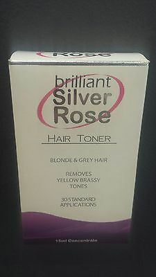 Brilliant (aka Magic)15ml Silver Rose -Free Postage