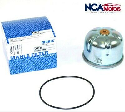Discovery & Defender TD5 Engine Oil Rotary Filter - ERR6299 / OZ 6D OEM Mahle