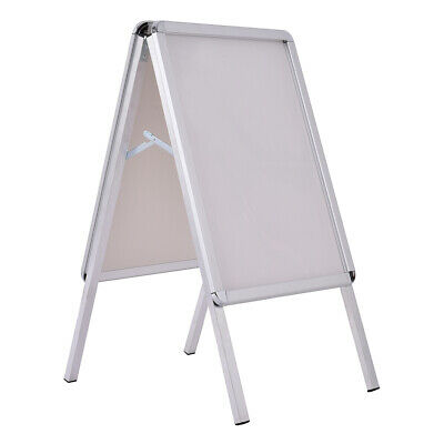 **SPECIAL OFFER**A2 A-Board Double Side Aluminium Pavement Sign Display Stand