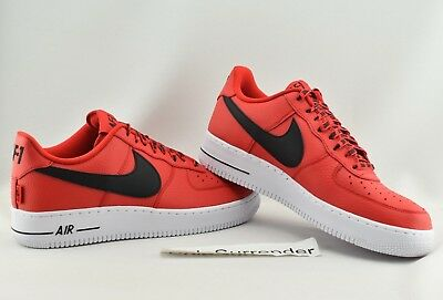 online store 2c8ec 5f6e3 Nike Air Force 1 07 LV8 NBA Pack - SIZE 12.5 - 823511-604