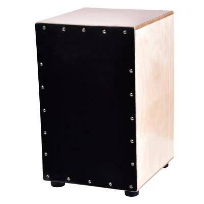 Profi Cajon Trommelkiste Trommelhocker Percussion Instrument Drum Trommel Hocker