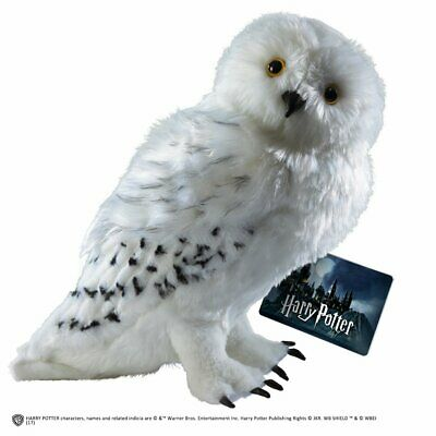 """Official Harry Potter Hedwig 12"""" Collectors Plush Soft Toy"""