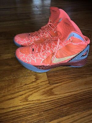 9ed50d539ca8 Nike Zoom Hyperdunk 2011 BG Size 11.5 Blake Griffin Galaxy All Star Bright  Mango