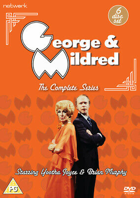 George and Mildred: The Complete Series DVD (2007) Yootha Joyce ***NEW***