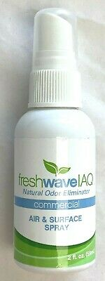 FRESHWAVE IAQ Air and Surface Odor Eliminator,2oz. COMMERCIAL SAFE CHOICE
