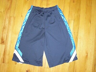 top fashion 5ee3f 9e84c Youth Boy s Nike DRI-FIT Navy Blue Athletic Shorts Size Large
