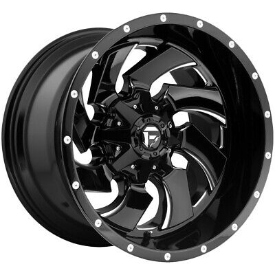 4 17 D574 Fuel Cleaver Wheels 33 Toyo At Tires Package 6x5 5 Ford