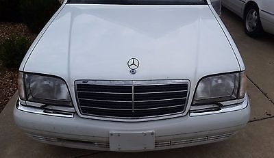 1999 mercedes s420 service repair manual 99