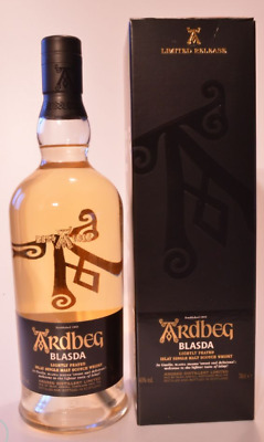Ardbeg Blasda 2008 Single Malt Whisky - Limited Release of 18.000 bottles