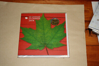 2014 'O Canada' Gift Coin Set ROYAL CANADIAN MINT