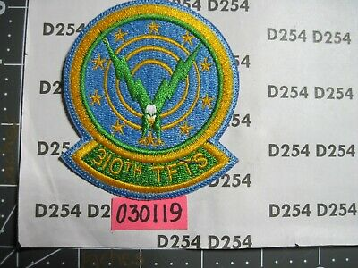 USAF AIR FORCE 26TH TACTICAL FIGHTER TRAINING SQUADRON AGGRESSOR PATCH OPFOR