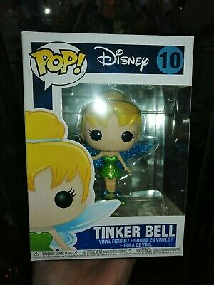 Tinker Bell Funko pop Diamond exclusivo Campanillas