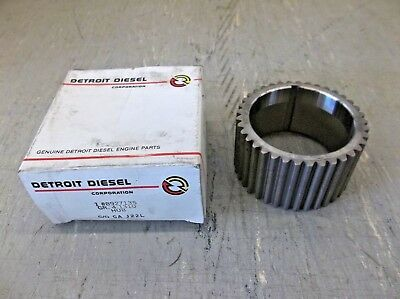 Detroit Diesel Oil Pump Drive Hub Gear (37 teeth) #8927135