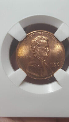 1996 Doubled Die Obverse Lincoln Cent 1C Penny