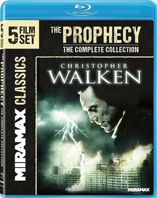 THE PROPHECY COMPLETE COLLECTION New Sealed Blu-ray 5 Film Set 1 2 3 4 5