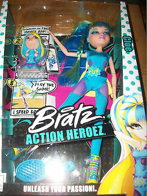 Bratz Action Heroez Cloe   New in box