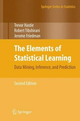 The Elements of Statistical Learning Data Mining, Inference, an... 9780387848570