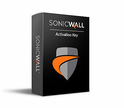 Sonicwall Totalsecure Email Subscription 250 (2 Yr) License 01-Ssc-7411